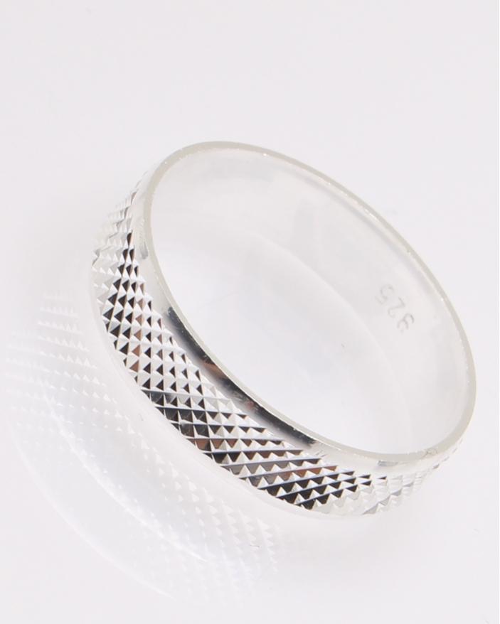 Inel argint verigheta cod 1-32113, gr2.4
