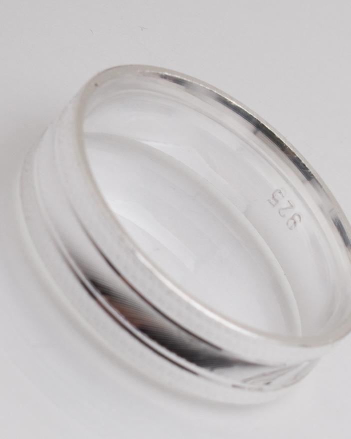 Inel argint cod 1-5931, gr4.5