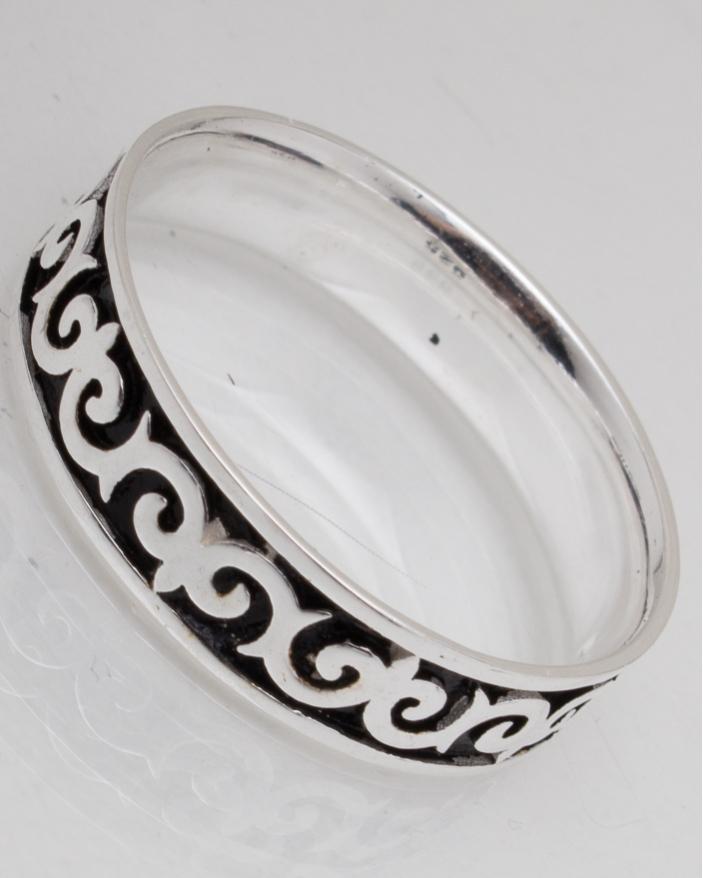 Inel argint cod 1-9149, gr3.8