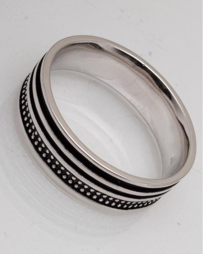Inel argint cod 1-9272, gr4.5