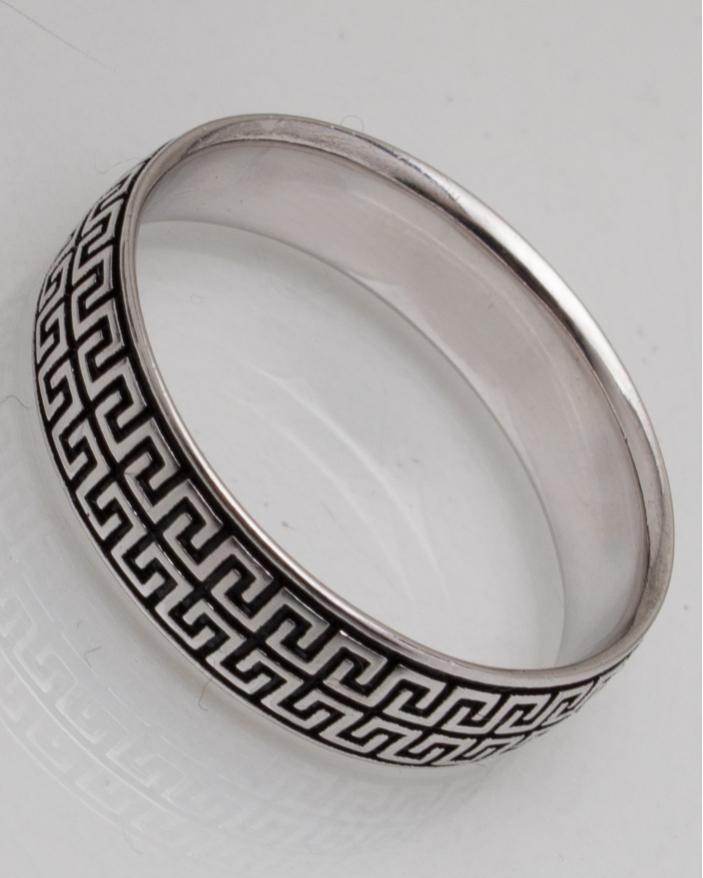 Inel argint cod 1-9273, gr4.5