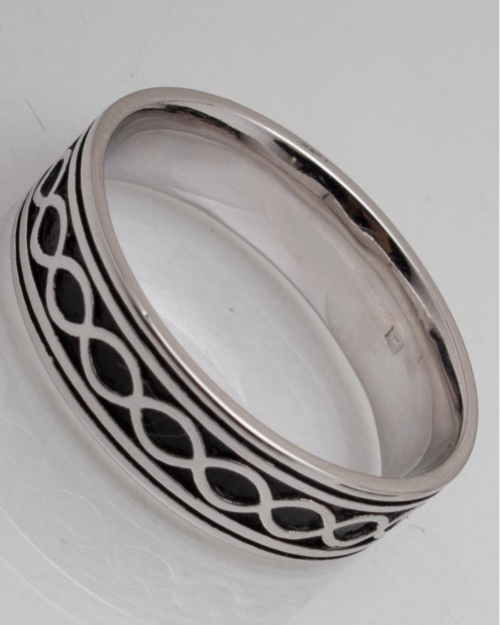Inel argint infinit cod 1-9274, gr4.9