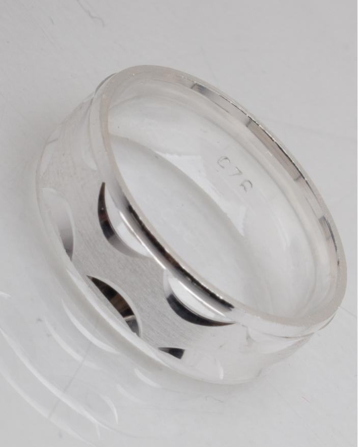 Inel argint cod 1-9296, gr3.6